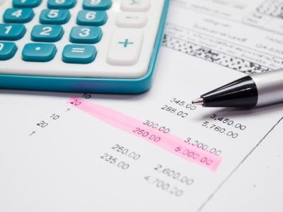Учет операций по расчетному счёту