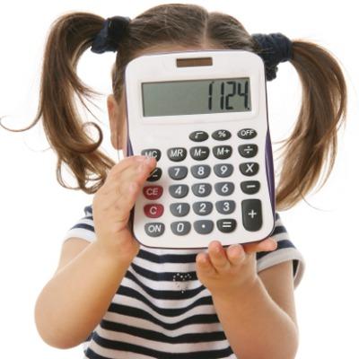предоставление стандартных вычетов на детей