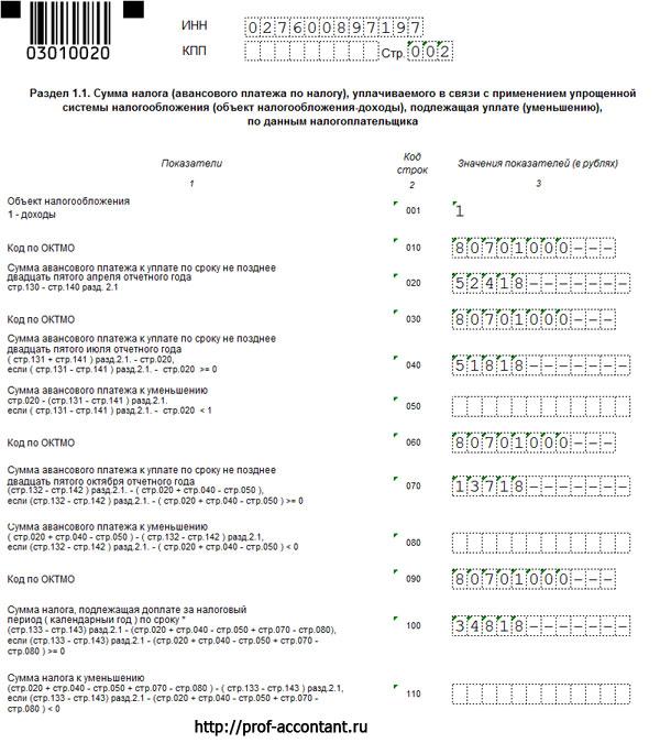Декларация-ИП-УСН-без-работников-за-2014-год-1